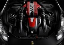 Ferrari's V12 wint Engine of the Year Award