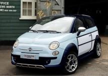 De eerste 4×4 Fiat 500 komt van Castagna