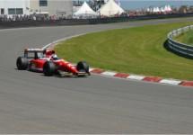 Zonnig Italia a Zandvoort 2013 met luid F1 gejank