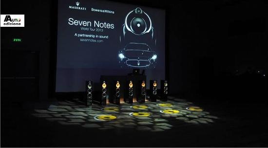 seven notes