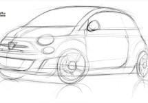 Fiat 500 gamma wordt uitgebreid met B-segment hatchback