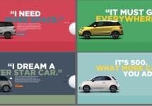 Fiat lanceert nieuwe website voor 500 gamma