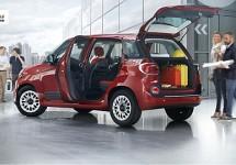 Fiat Professional geeft Italianen 500L Pro mee naar het werk