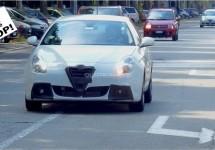 Lichte facelift voor de Alfa Romeo Giulietta te zien in Frankfurt