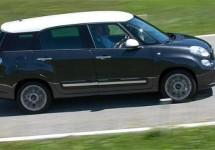 Fiat 500L Living durft te flaneren tijdens debuut in Milaan