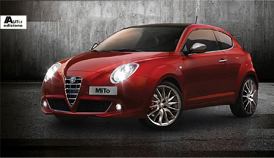 Nederlandse Prijslijst Alfa Romeo Mito Serie 2 Auto Edizione