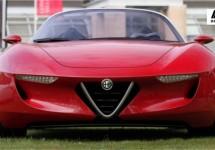 Meer details over de Alfa Romeo Spider 2015