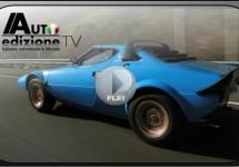 VIDEO: Lancia Stratos Stradale van Phillip Toledano