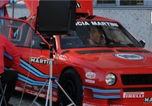 Delta The Legend filmproject over Lancia rally-icoon