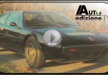 Stijlvolle beelden van een Ferrari 208 GT4