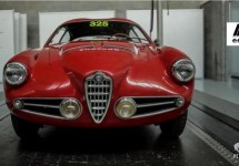 Andrea Zagato over de functionele schoonheid van de Alfa 1900 SSZ