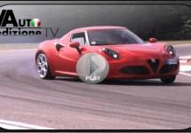Inspirerende Alfa Romeo 4C review van Chris Harris