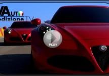 Fantastisch videomateriaal Alfa 4c