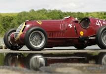 7 miljoen voor de Alfa Romeo 8C van Tazio Nuvolari
