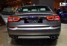 Maserati live op IAA met Quattroporte diesel