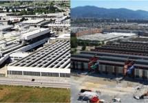Fiat fabrieken Mirafiori en Grugliasco binnenkort één bedrijf