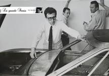 Tentoonstelling eert Piò Manzù, geestelijk vader van de Fiat 127