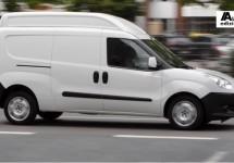 Fiat Doblò XL naar VS als Ram Promaster City