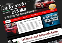 Like en win kaarten voor Auto e Moto d'Italia Rosmalen 2013