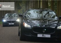 Eerste rij-indruk Maserati Quattroporte en Ghibli