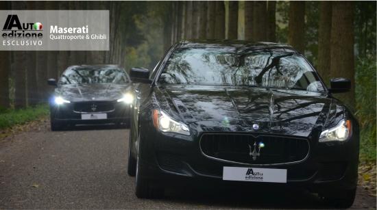 Maserati duo