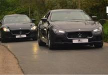 Road to Rosmalen met AutoEdizione en Driessen Maserati