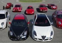 Vernieuwde Alfa Giulietta en MiTo QV in Genève 2014