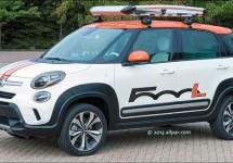 Mopar doet Fiat 500L Trekking voor SEMA 2013
