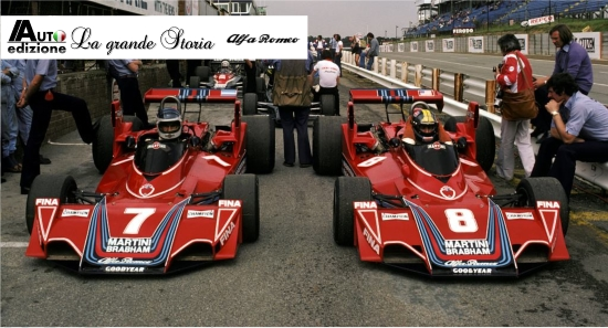 Alfa Romeo's tweede le...