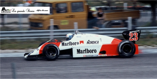 Alfa Romeo's tweede leven in de F1: