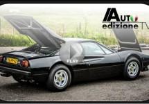 Prachtige Ferrari 308 GTB beelden van CineCars