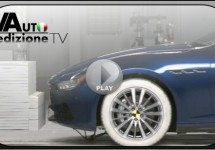 Maserati Ghibli in VS en EU als zeer veilig beoordeeld