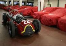 Aankondiging heropening Alfa museum Arese eind deze maand