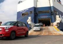 Lichte Amerikaanse verkoopdaling Fiat, groei in VK