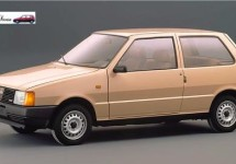 Fiat Uno na ruim 30 jaar eindelijk met pensioen