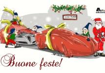 Fijne feestdagen namens AutoEdizione!