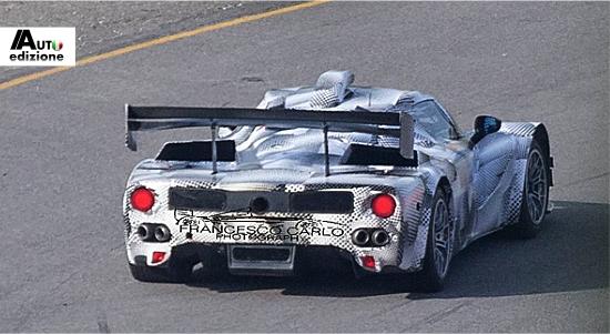 Ferrari LeMans2