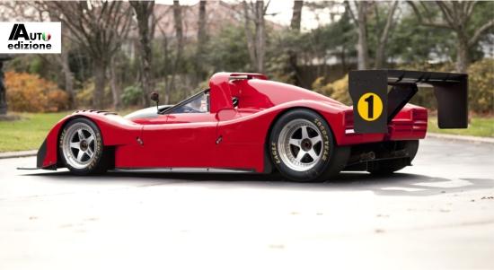 Ferrari LeMans3