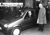 De bijna-ondergang van Fiat in de nadagen van vader Agnelli