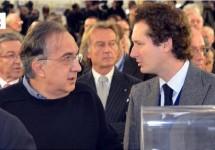 Marchionne en Elkann alvast in gesprek met premier