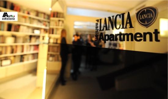Lancia fashion apartment