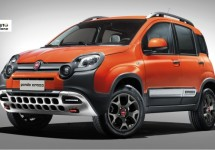 Fiat naar Genève met aantrekkelijke Panda Cross 4×4