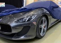 Maserati toont nieuw concept in Genève