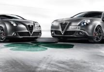 Alfa Romeo toont vernieuwde MiTo en Giulietta Quadrifoglio Verde