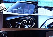 Alfa Romeo 4C Spider te zien in Genève!