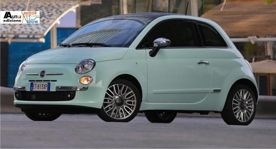 Fiat Geeft 500 Nuttige Update Met My2014 Editie Auto Edizione