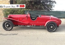 Vincenzo Lancia's Lambda Spider terug in de Mille Miglia