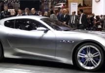 Mirafiori maakt zich klaar voor Maserati productie