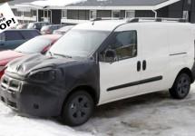 Fiat Doblò facelift klaar voor Amerikaanse markt