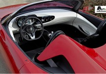 Alfa Romeo Duetto 2015 van de baan?